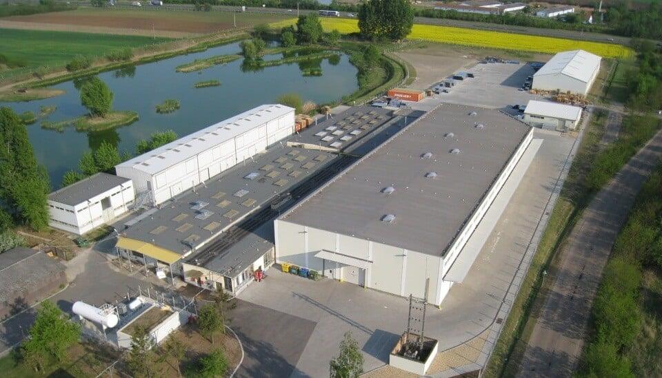 Európa élére tör a magyar üvegszövetgyártó cég
