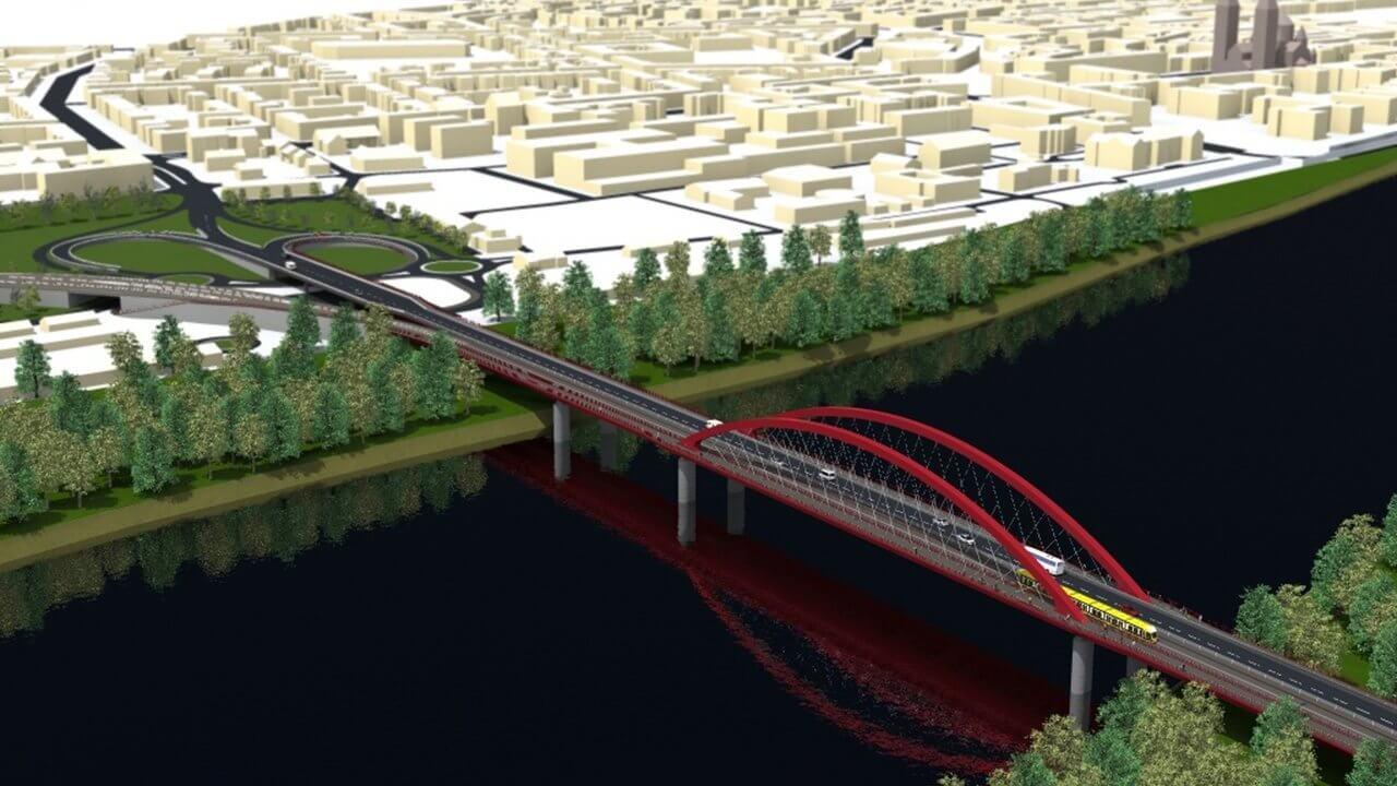 Szegeden 70 év után épül újra vasúti híd a Tiszán