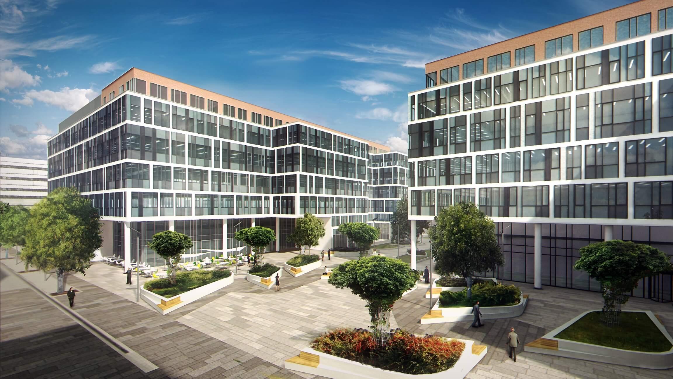 Újabb zöld irodaházat adott át a Market