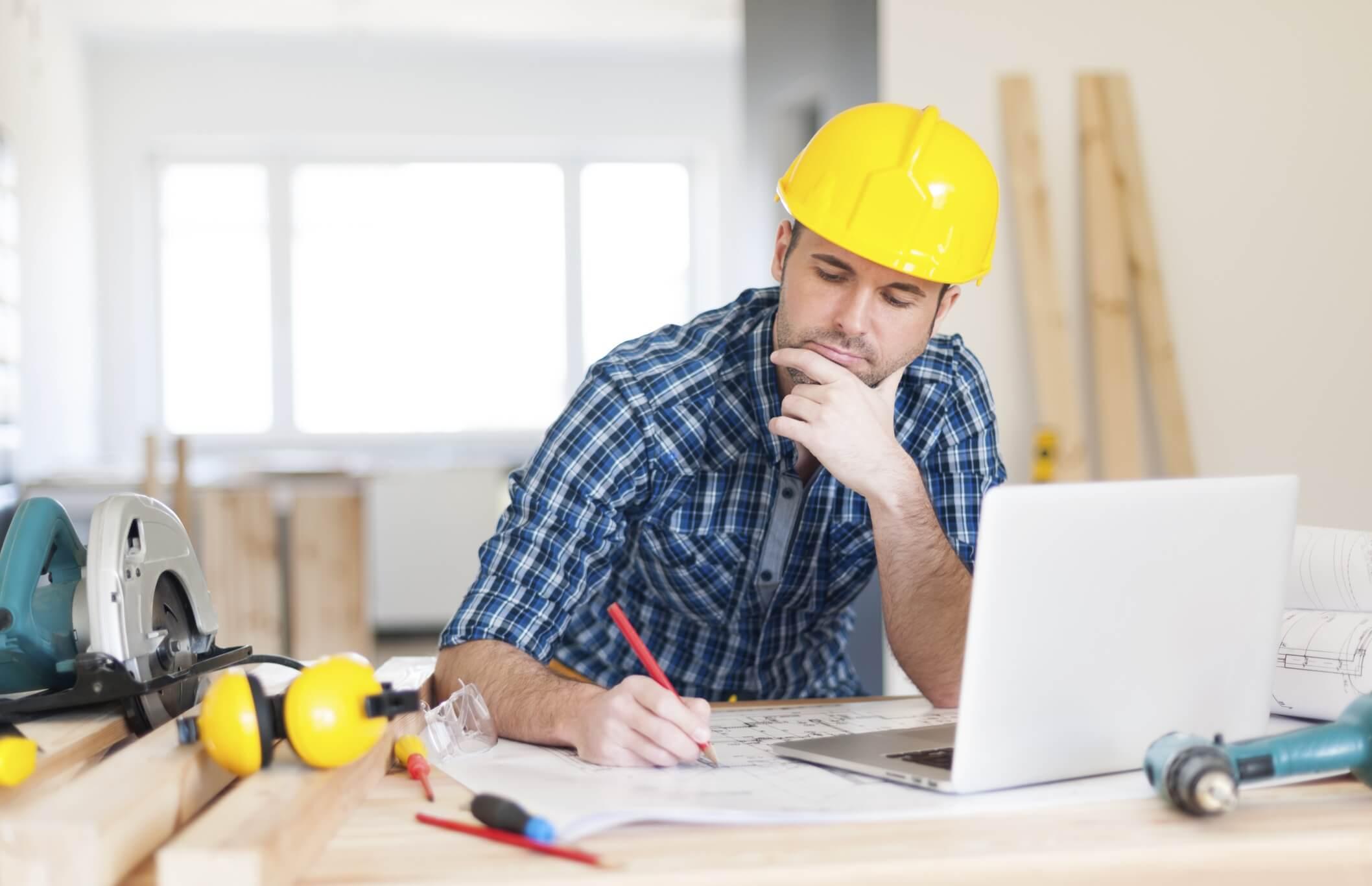 Újjáéled az építőipar iránytűje