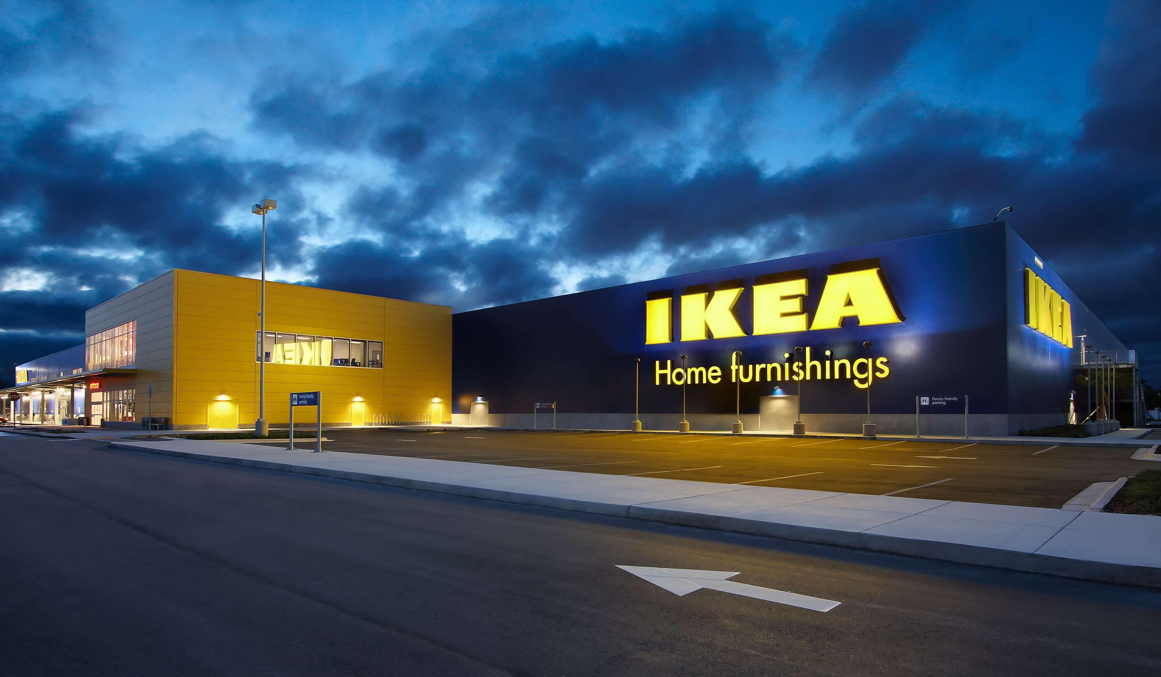 Magyarország legnagyobb Ikea-áruházának építése kezdődik