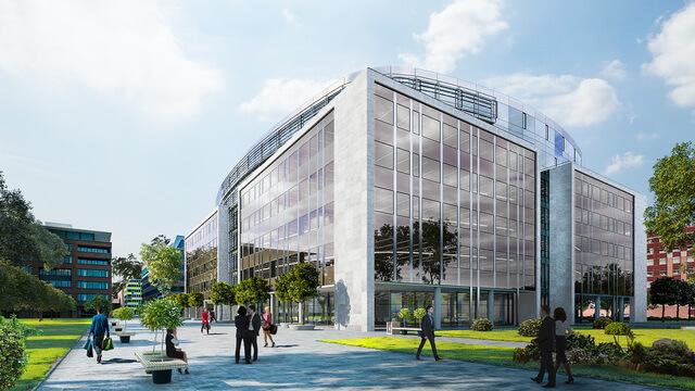 A magyar Nobel-díjasok előtt tisztelgő irodaházak épülnek Budapesten