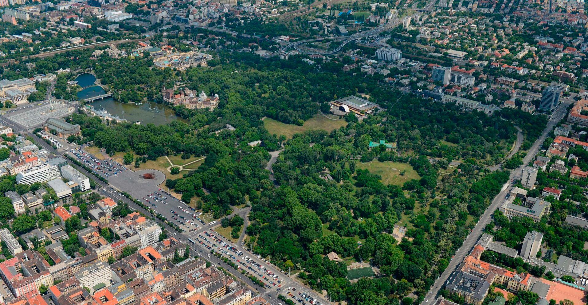 Kiderült, ki tervezi a Városliget tájépítészeti megújítását
