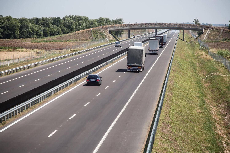 A Duna Aszfalt és a Hódút építi tovább az M35-ös autópályát