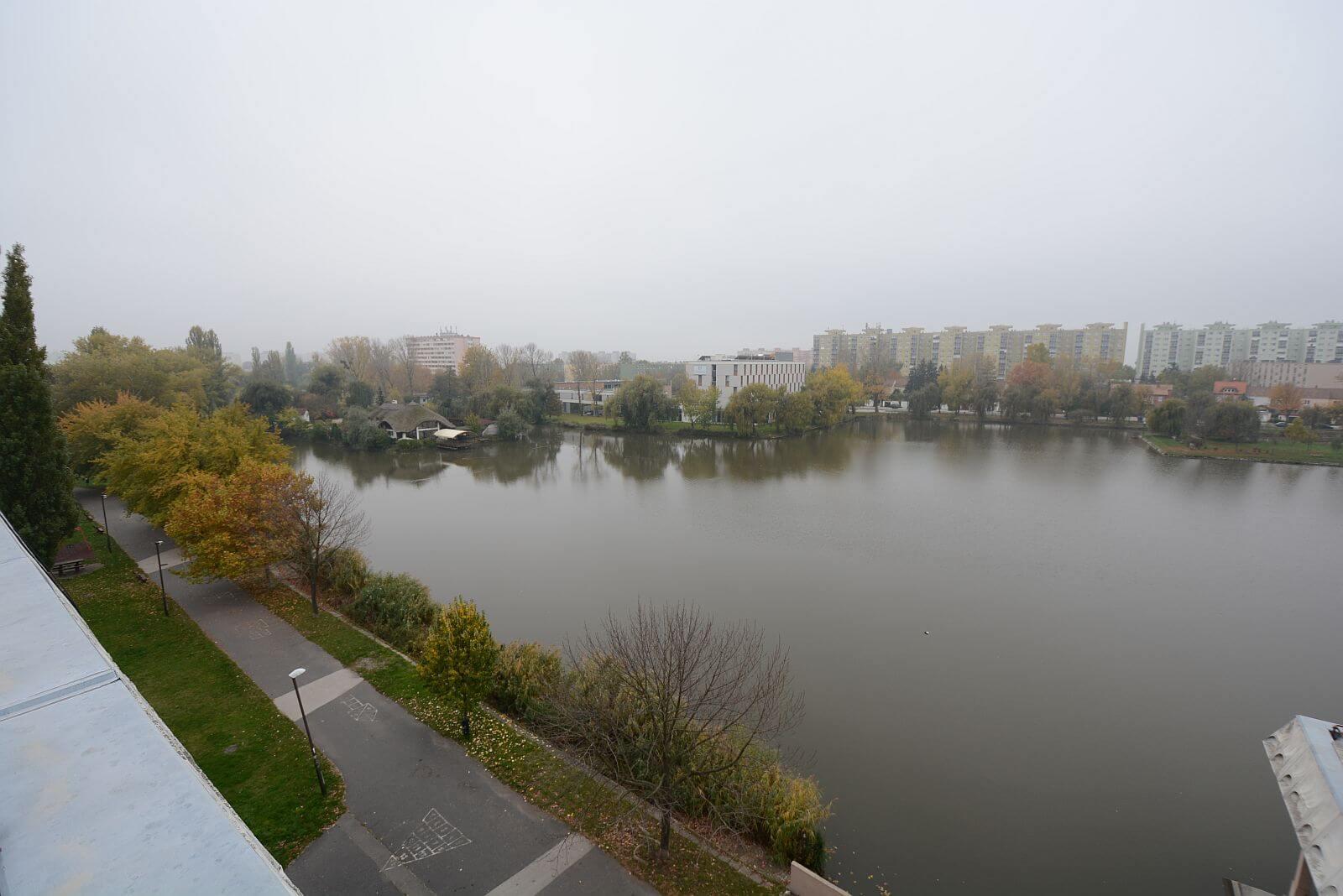 Kétharmados készültségben a fehérvári Csónakázó-tó