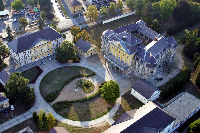 Folytatódik a körmendi Batthyány-kastély felújítása