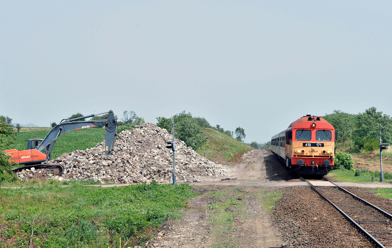 2018-ra villamosítják a Mezőzombor-Sátoraljaújhely vasútvonalat