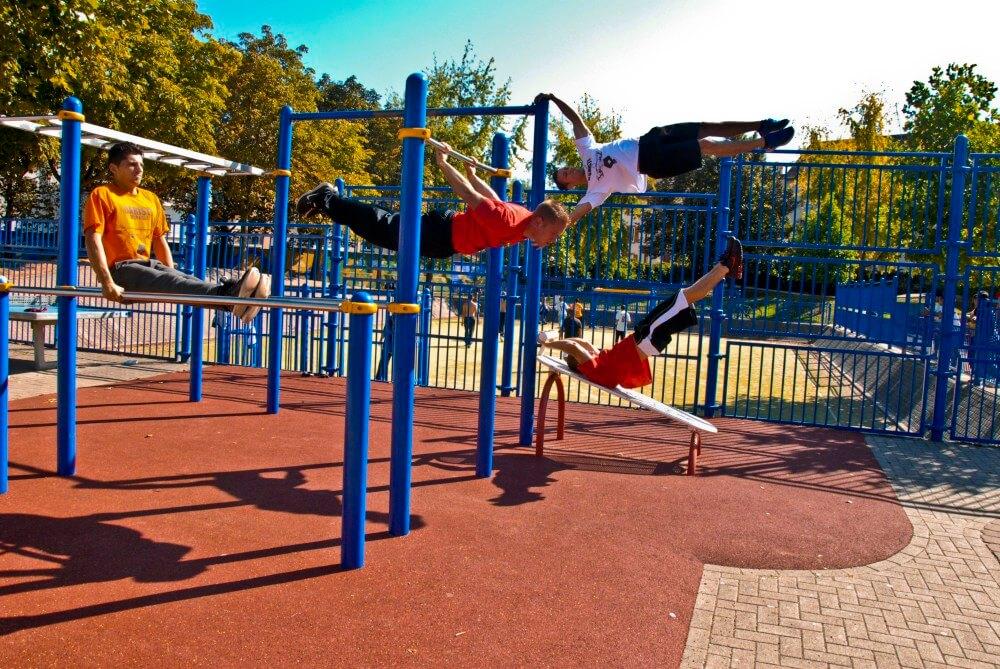 Street workout parkokra pályázhatnak az önkormányzatok