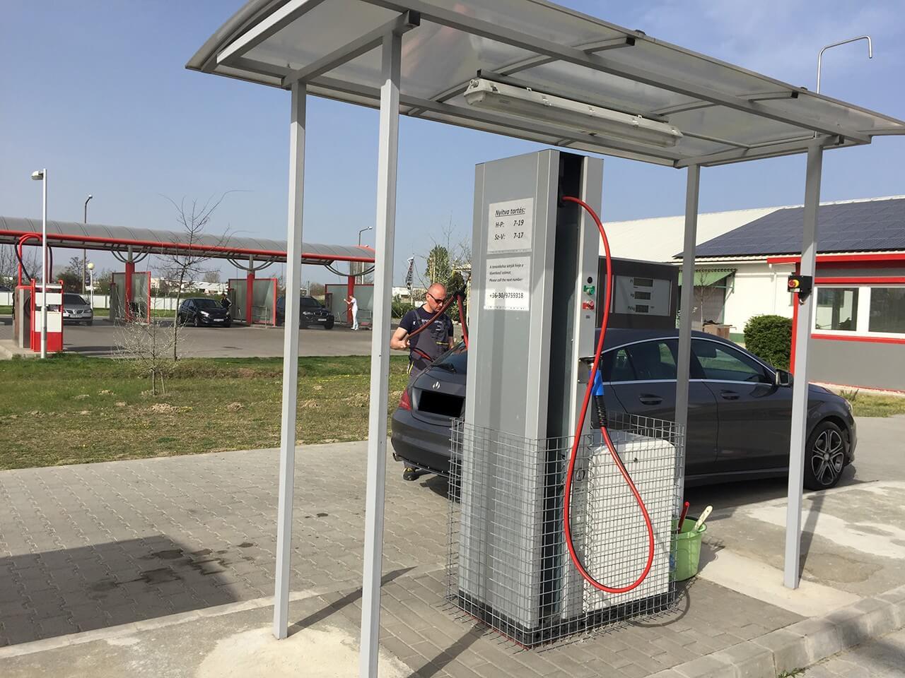 Két év alatt nagyot ugorhat a gázüzemű autózás Magyarországon