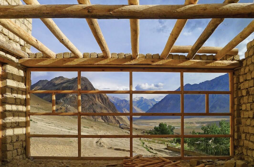 A Market 3900 méter magasan segíti Kőrösi Csoma tibeti iskolájának felépítését