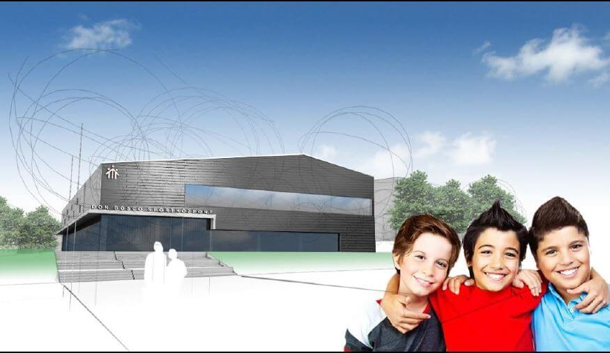 Közel az átadáshoz Kazinbarcika új sportcsarnoka