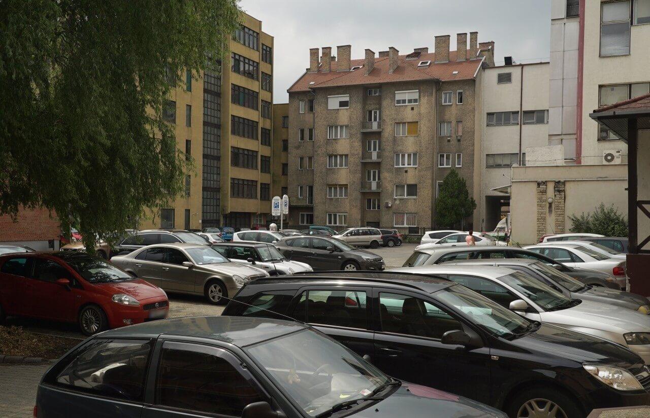 Javul a parkolás Győr belvárosában