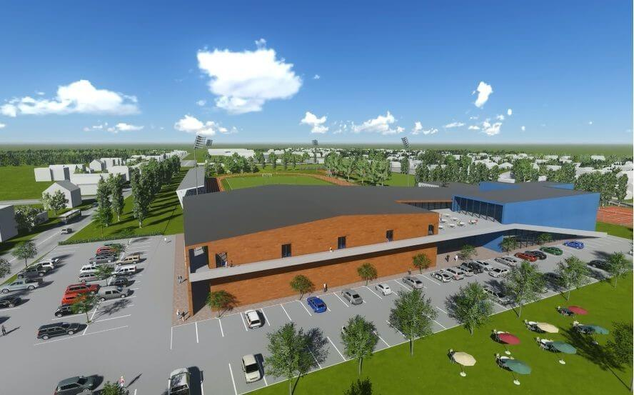 Az MTK atlétái már új sportközpontból indulhatnak az olimpiára