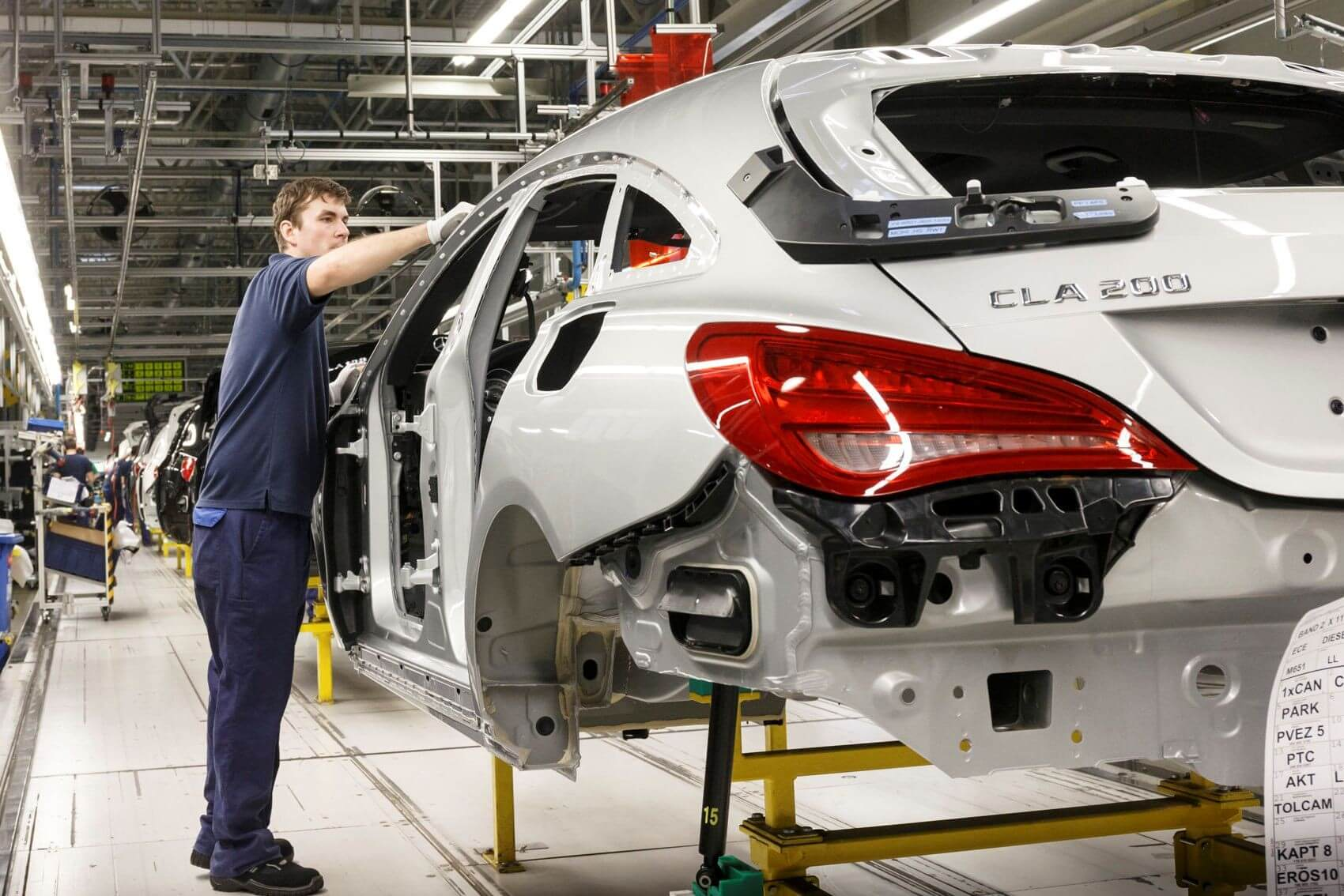 Újabb autógyárat épít a Mercedes Kecskeméten
