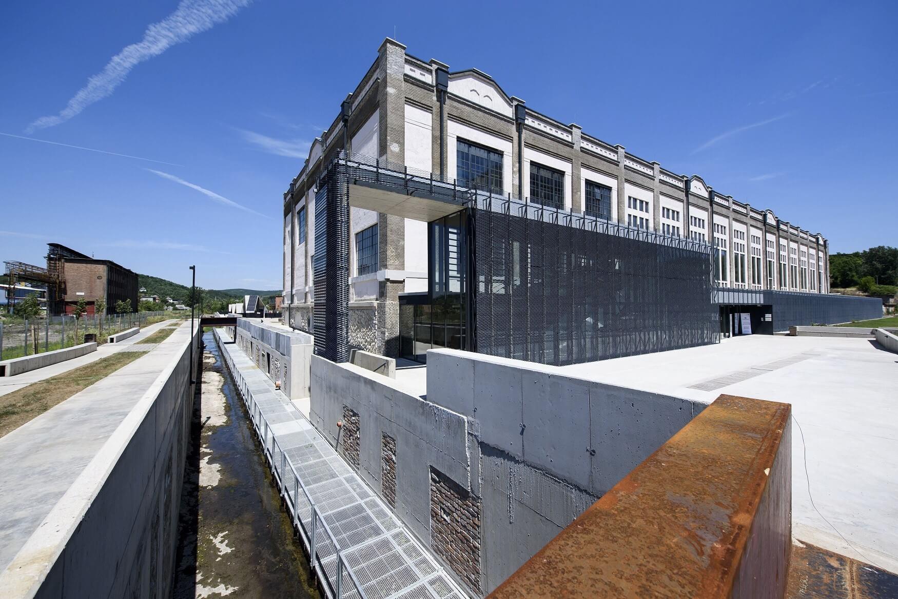 Filmtörténeti központ nyílt a nagyipar egykori fellegvárában