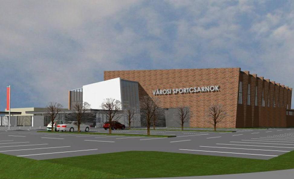 Nagykanizsai cég építi fel a répcelaki sportcsarnokot