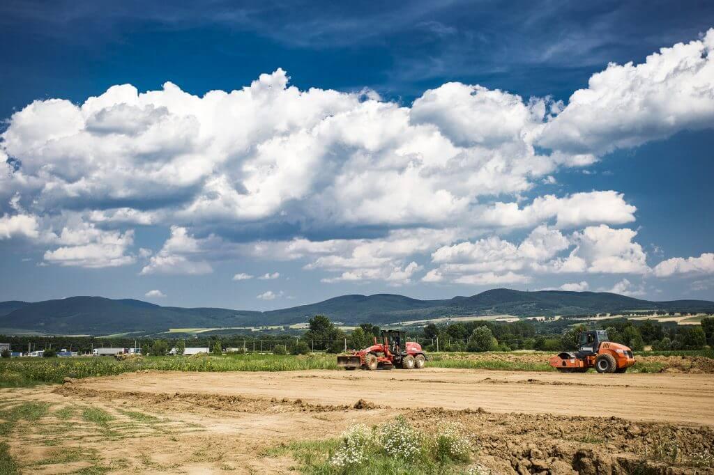 Irány Kassa: az EuroAszfalt megkezdte a munkát a szlovák határnál