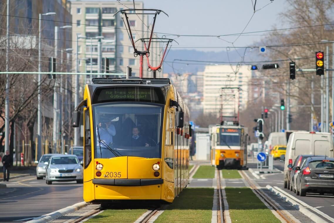 Így ér össze a 4-es metróval az 1-es villamos