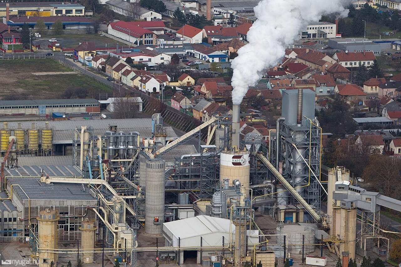 Régóta sürgetett környezetvédelmi nagyberuházás valósul meg Szombathelyen