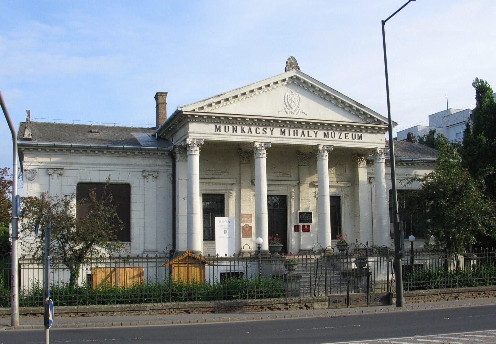 Békéscsaba kultúrpalotájaként születhet újjá a Munkácsy Mihály Múzeum