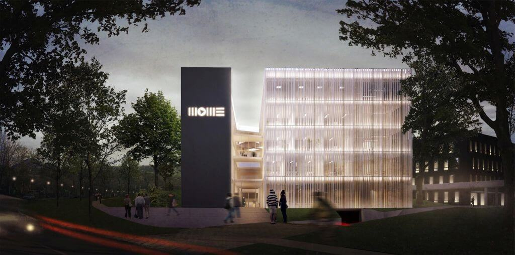 A Market folytathatja a MOME campusbővítését