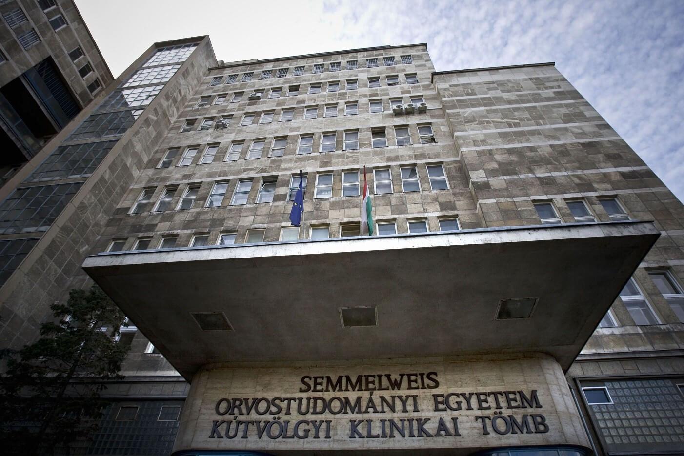Átfogó energetikai felújítás indul a Semmelweis Egyetem épületein