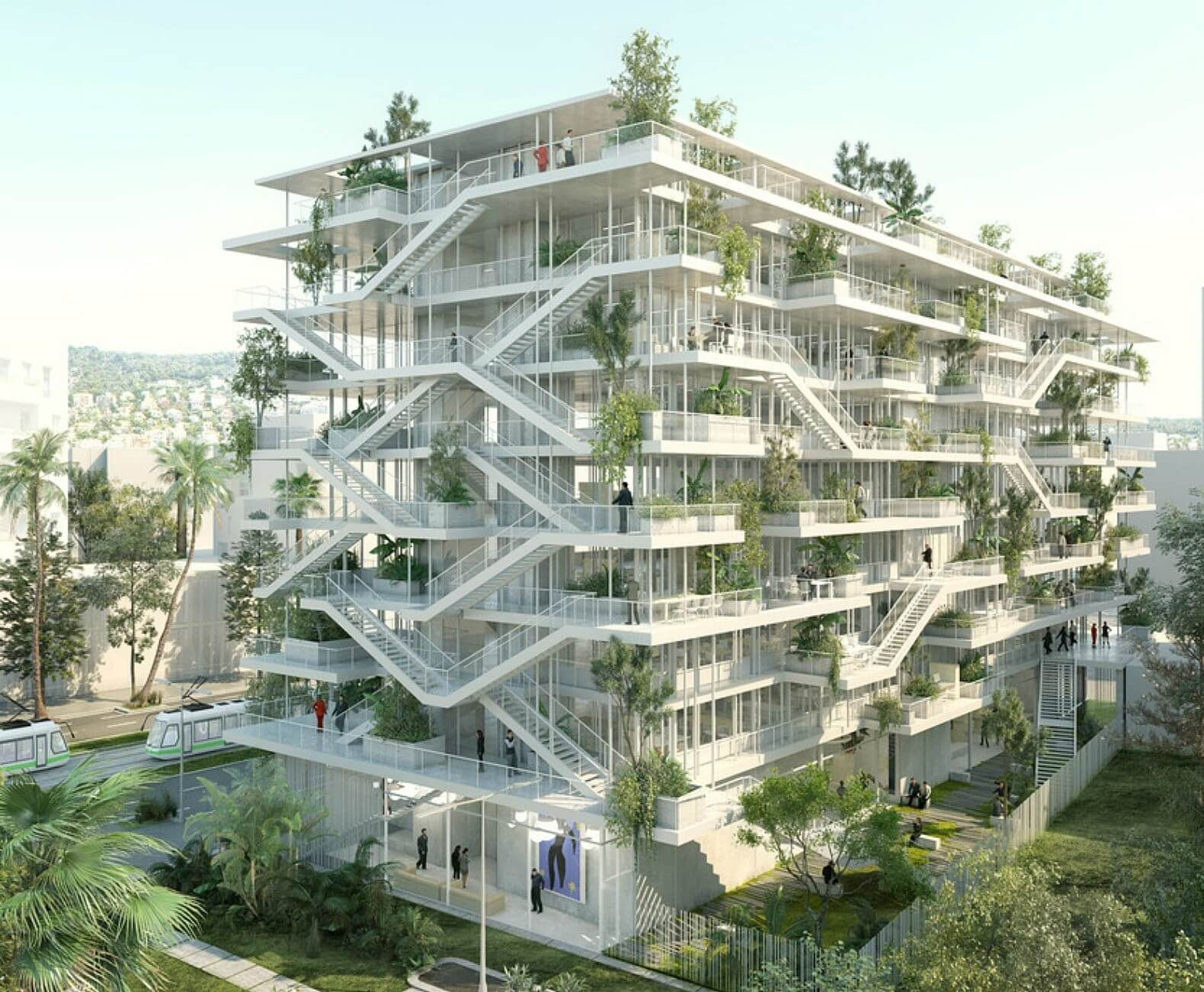 Az épületek ontják a széndioxidot, a fenntarthatóságért küzd a Zöld Építés Hete