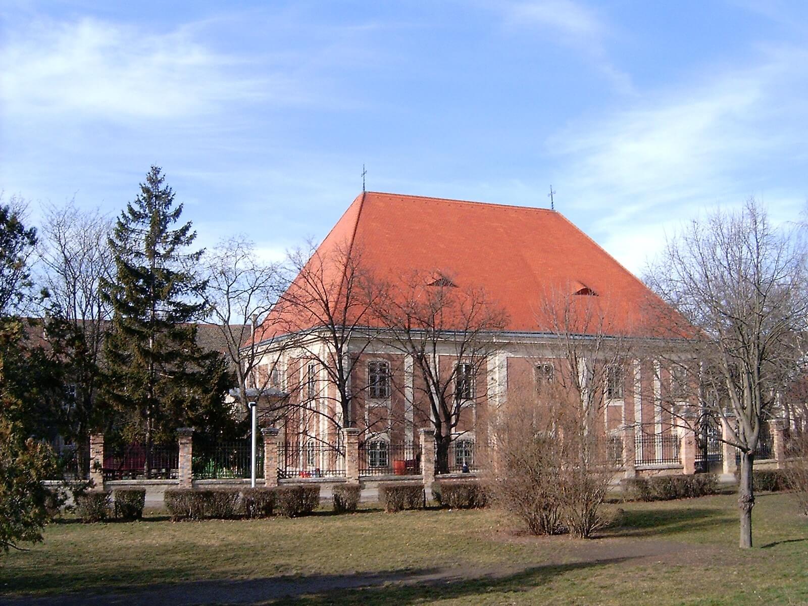 Elkészülhet a félezer éves évfordulóra a győri Lutheránus Sziget