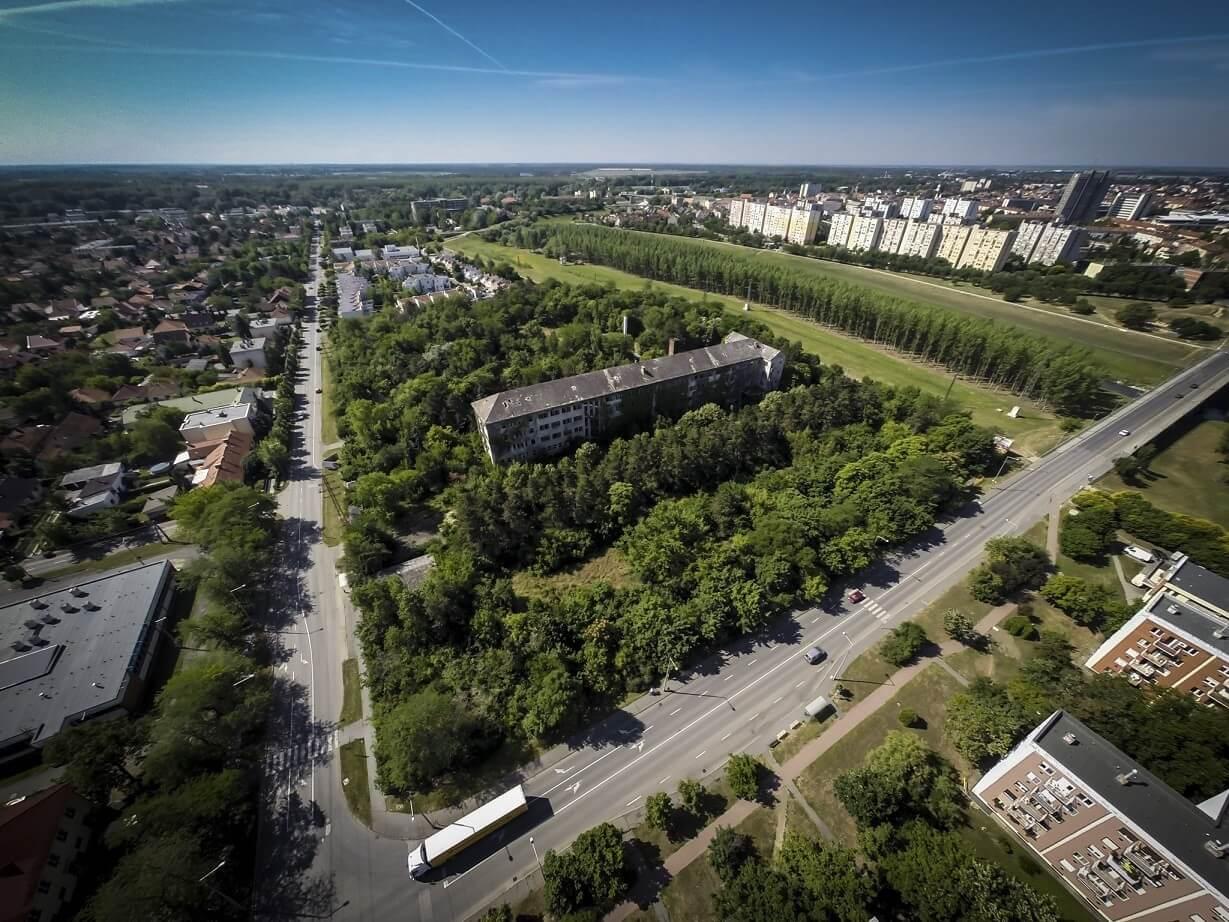 Jelentős közlekedésfejlesztés indul Szolnokon