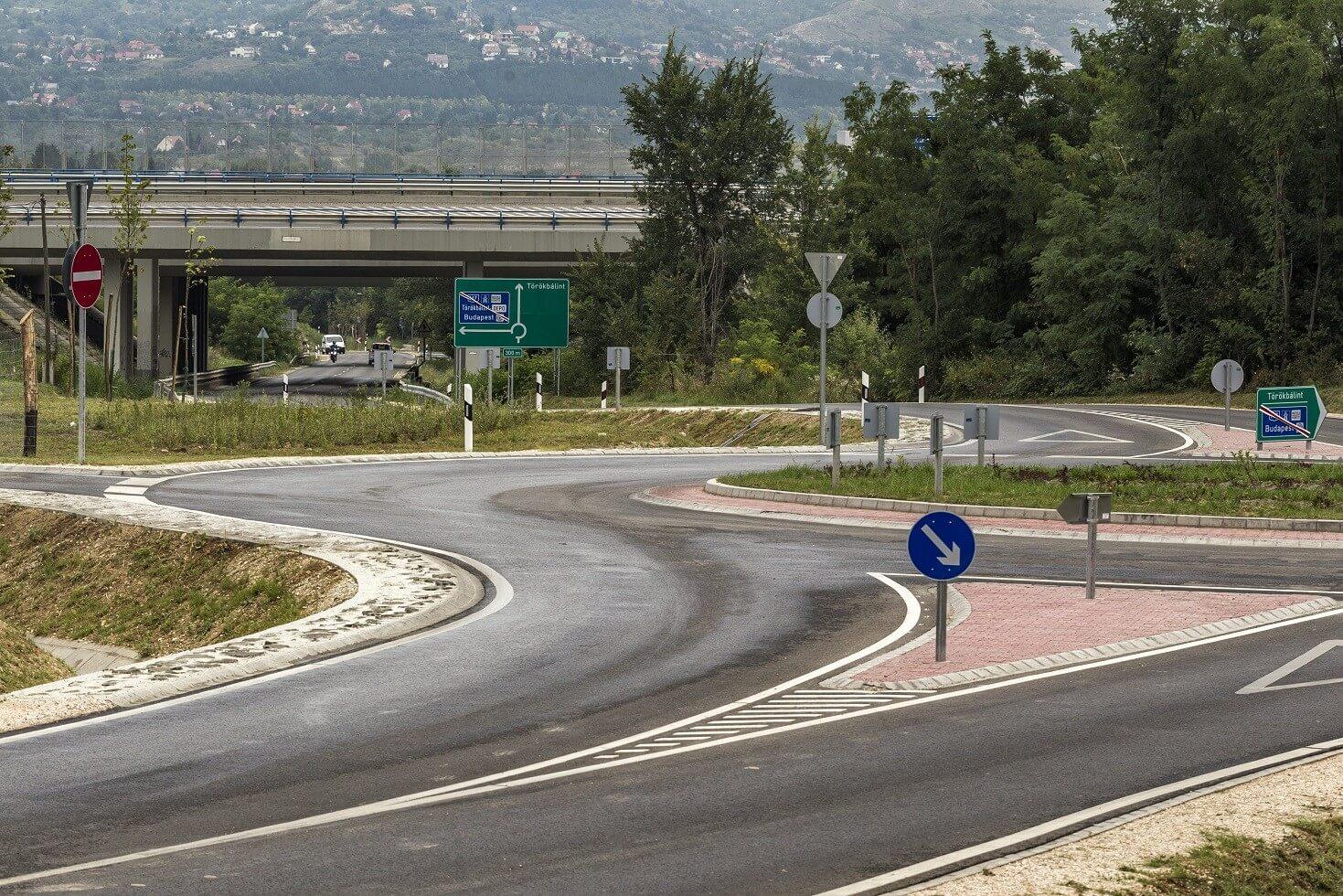 Az autópályáról közvetlenül elérhetővé vált Törökbálint