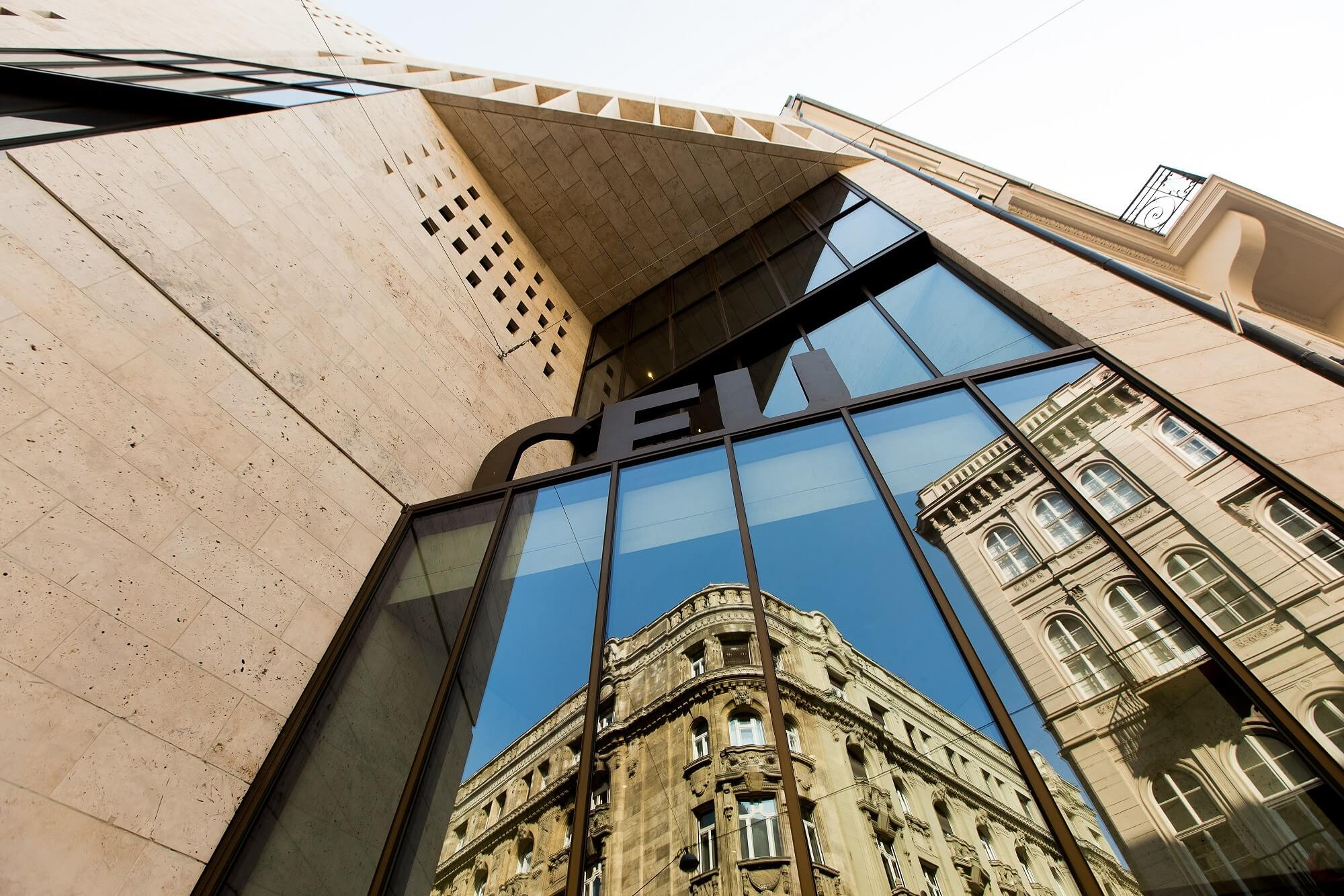 Ultramodern épületeket adott át a Market és a Strabag a CEU óriásfejlesztésében