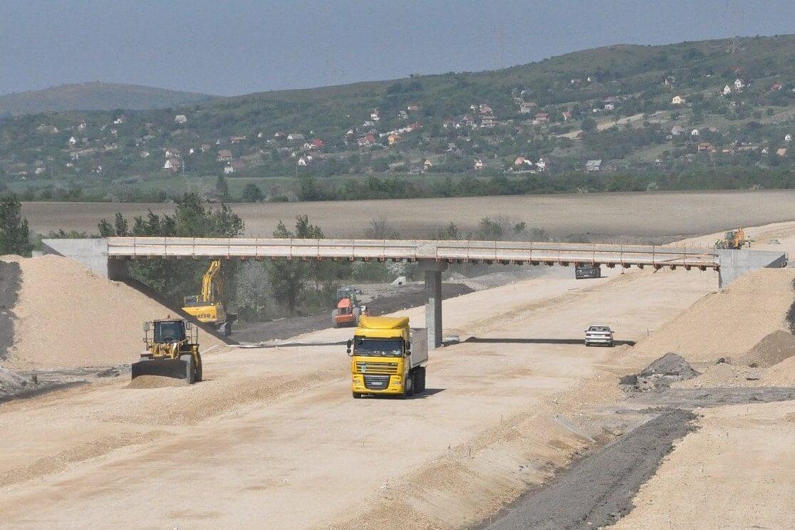 Így néz ki a 2500 milliárdos gyorsforgalmi útfejlesztés ütemterve