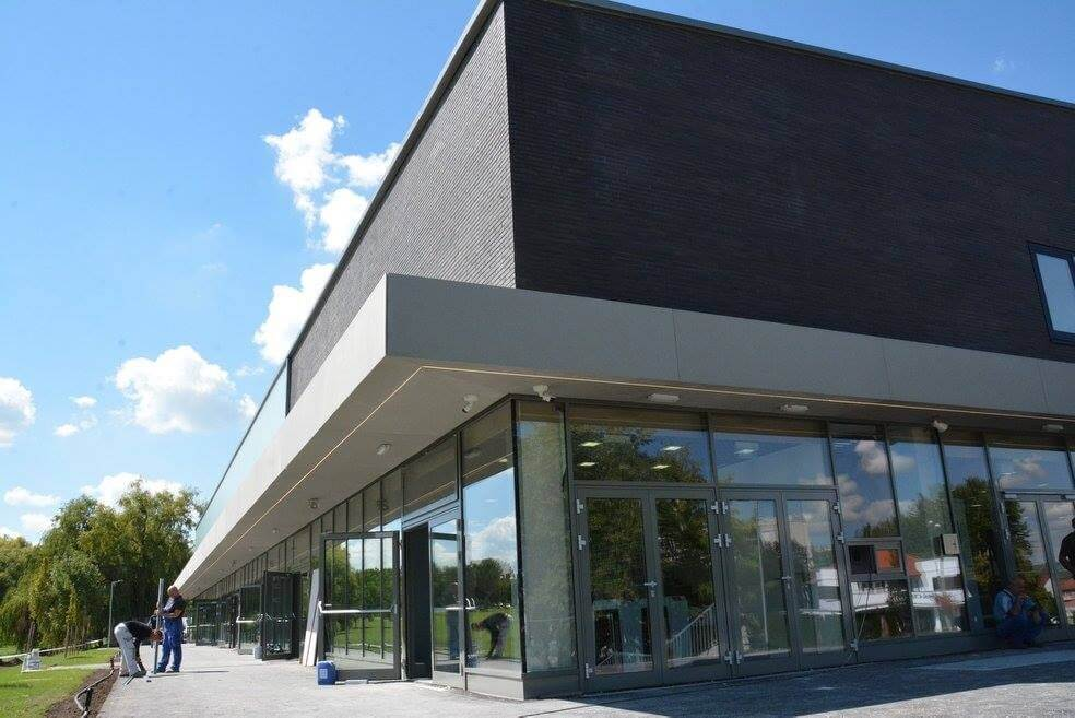 A Szalézi rend 3000 négyzetméteres sportközpontot avatott Borsodban