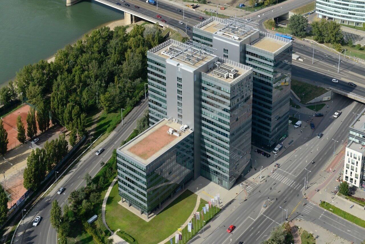 25 ezer négyzetméternyi irodafejlesztést hajt végre a GTC