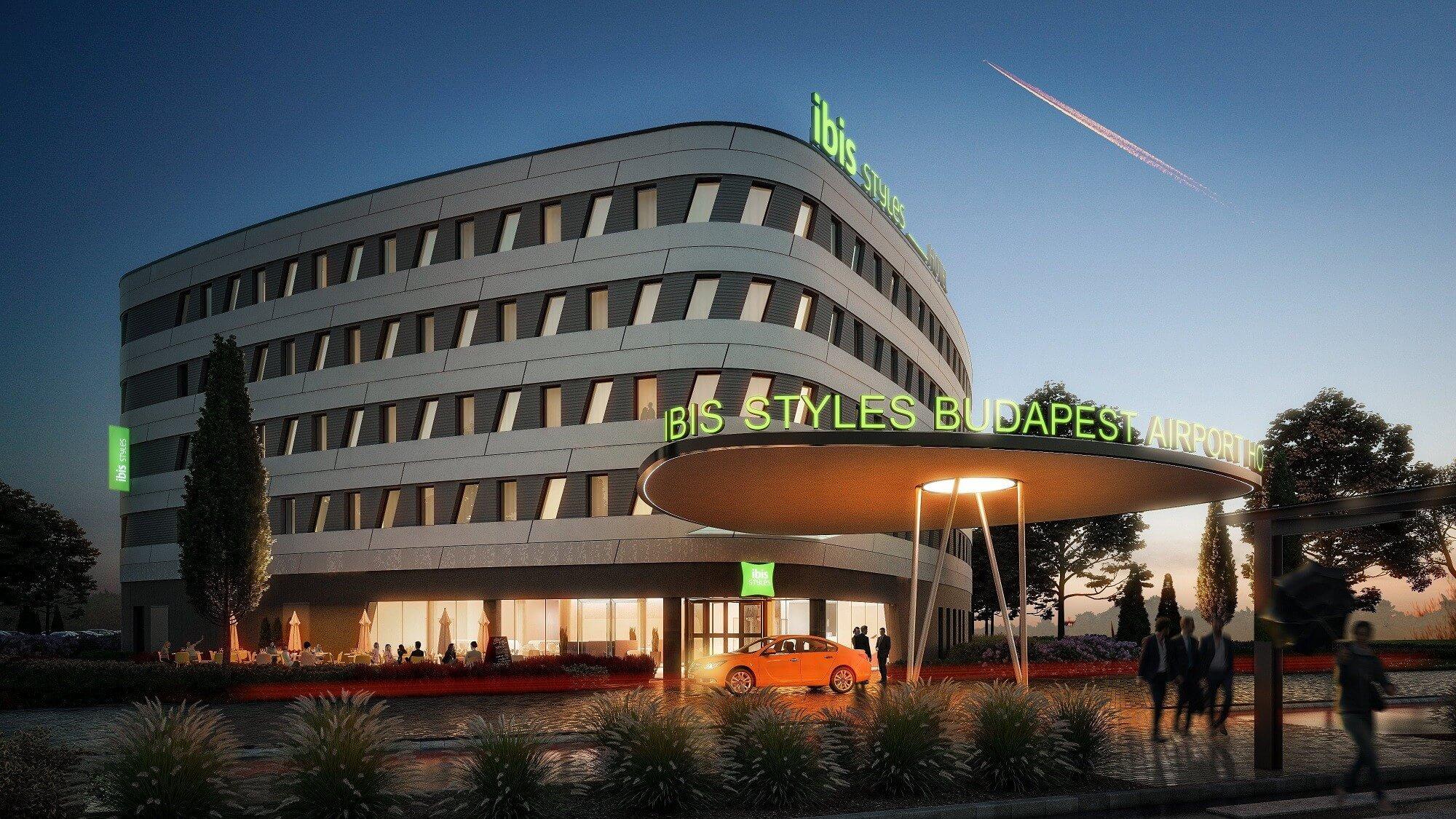 A 11 milliós utasforgalomra szálloda építésével reagált a Budapest Airport