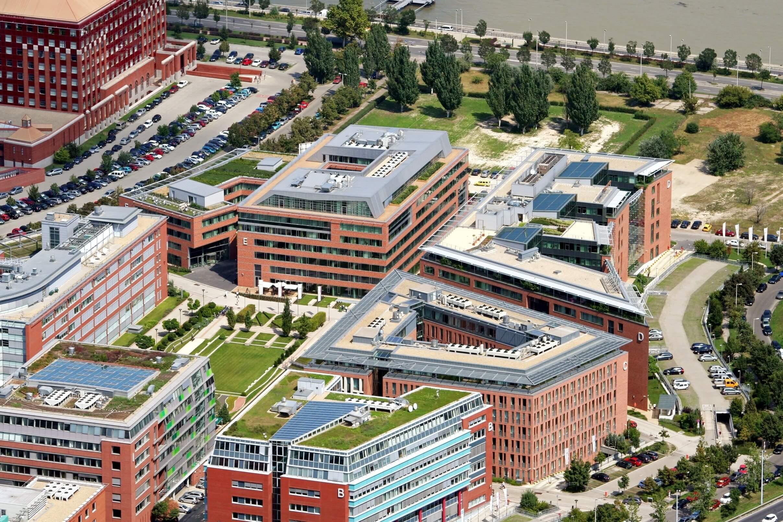 Húszmilliárdos Ericsson-központ épül Budapesten a Strabag kivitelezésében