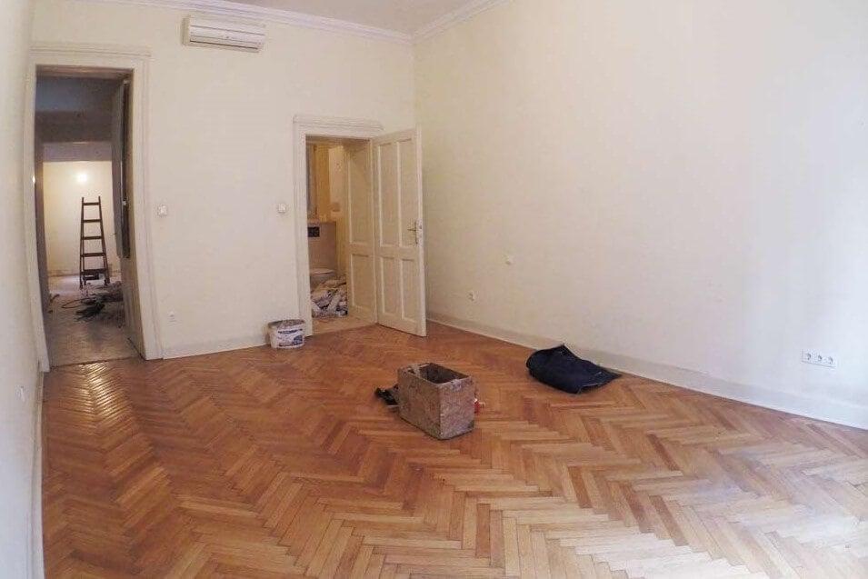 Folytatódik a nagyszabású bérlakás-felújítás Szegeden