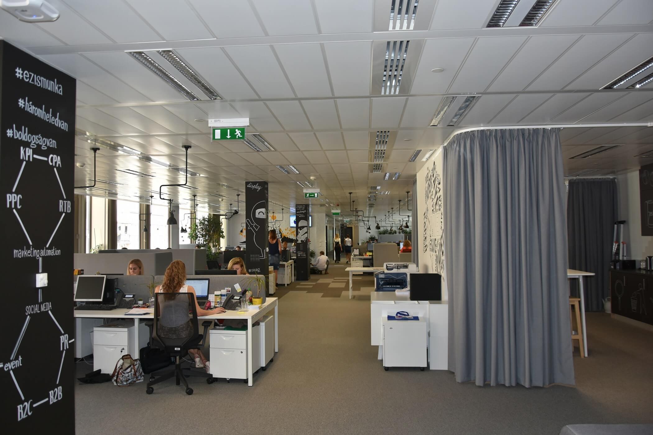 Így néz ki 2015 legjobb magyar irodája