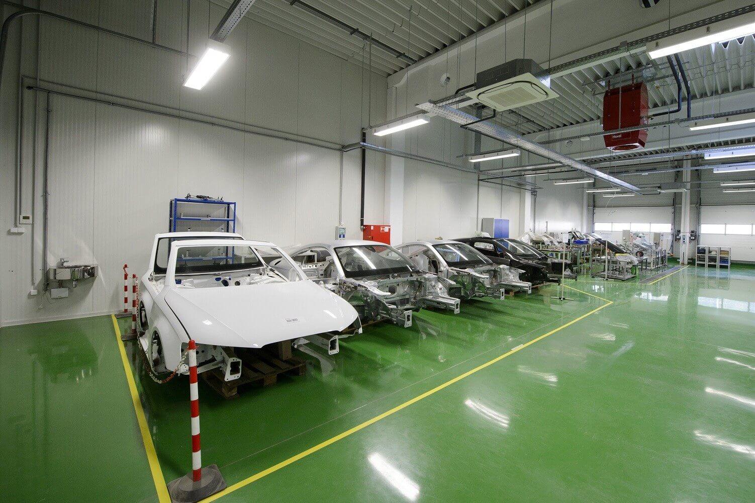 Megduplázta kapacitását Salgótarján autóipari cége