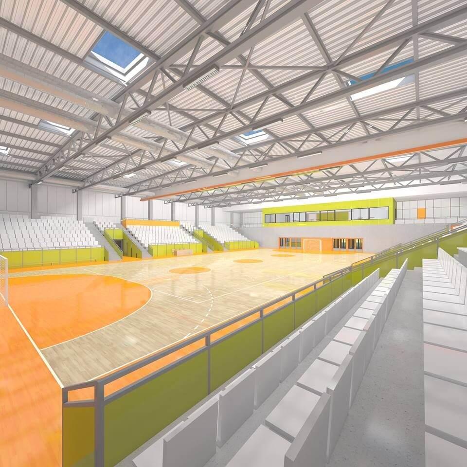 Még idén elkezdődhet a monori sportcsarnok kivitelezése