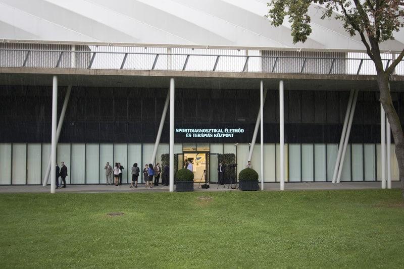 1100 négyzetméteres terápiás központtal gazdagodott a Debreceni Egyetem