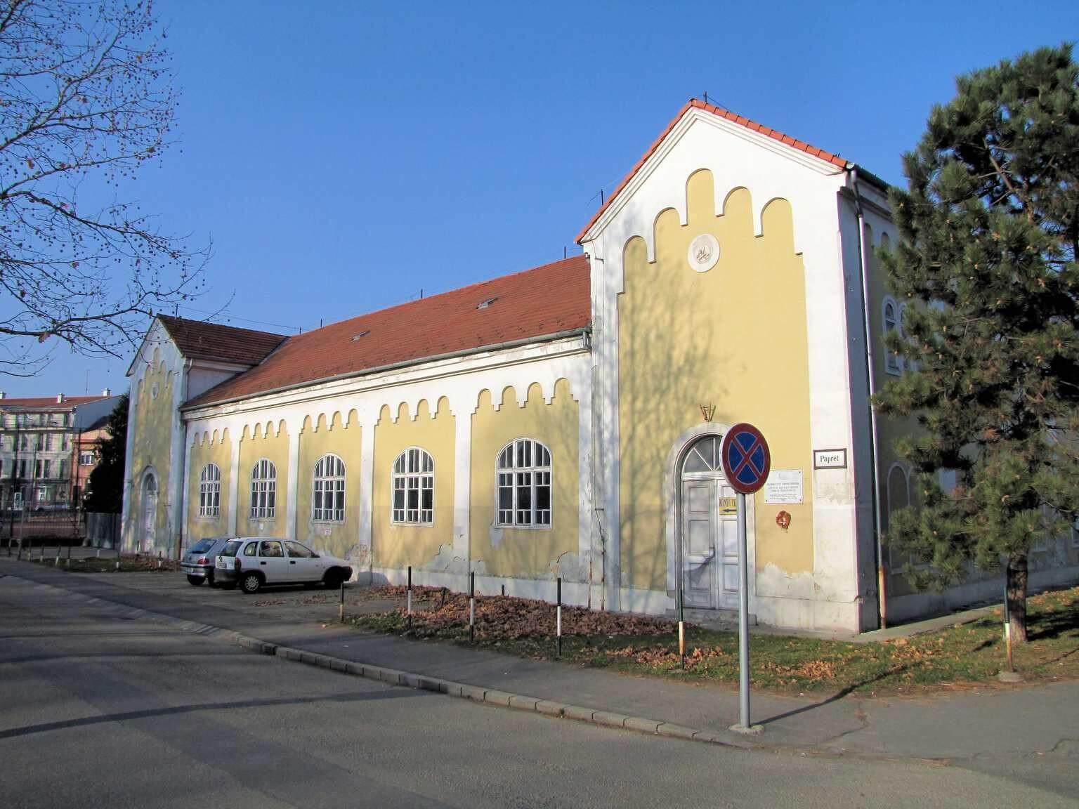 149 éves tornacsarnokot újítanak fel Sopronban