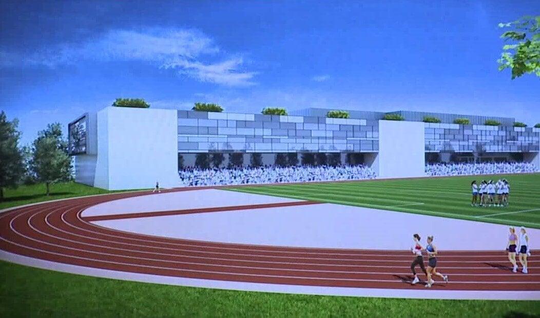 Testnevelési Egyetem: új épület és új pályák a Délinél