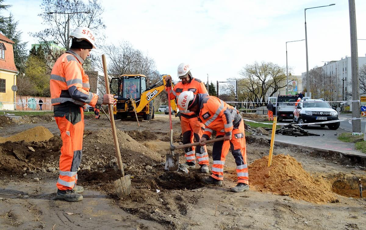 Folytatódik Nyíregyháza nagyszabású közlekedésfejlesztése