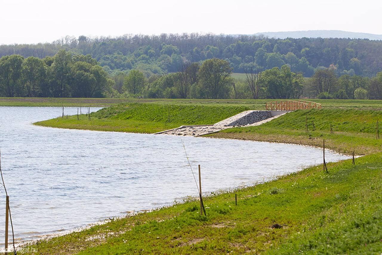 Ötven éve várt árvízvédelmi beruházás indul meg Szombathelyen