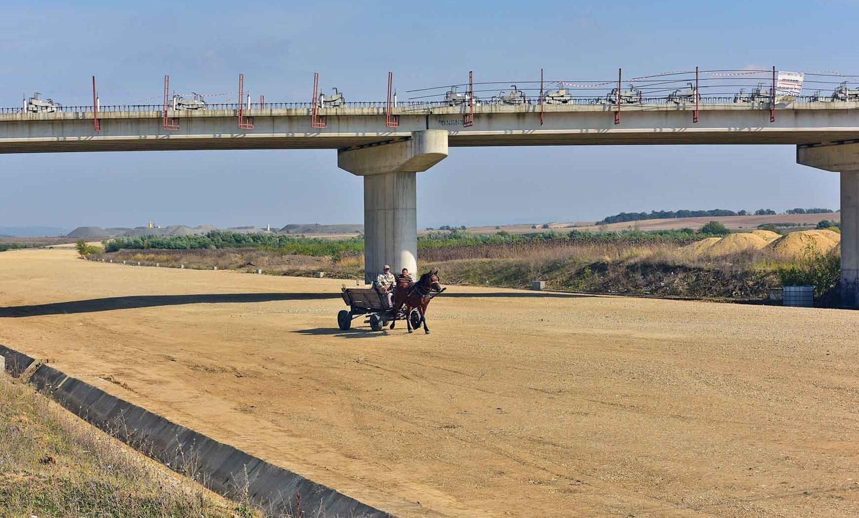 Amit jó lenne elkerülnünk: őskáosz a román autópályaépítésben