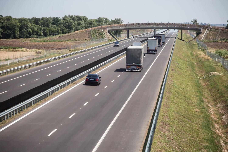 Teljessé válik Budapest és Pozsony autópályás összeköttetése
