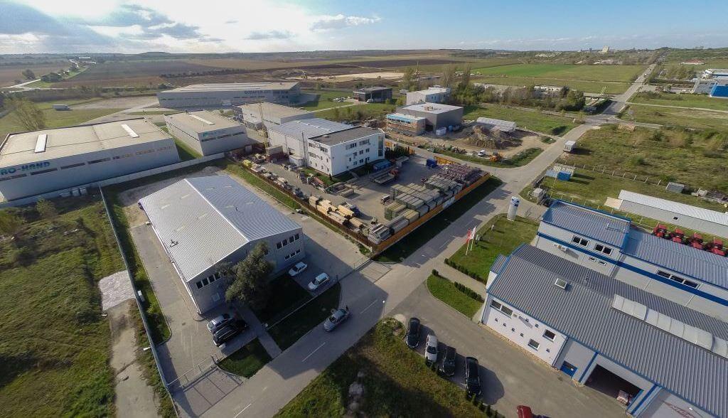 Egyedülálló betonüzemet épít Biharkeresztesen egy magyar cég
