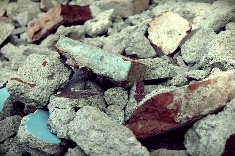 2021-től az építési hulladék hetven százaléka hasznosítandó