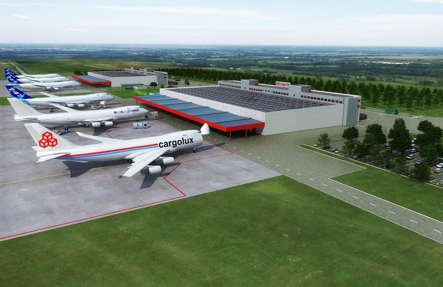 Cargo City: új légiáru-központ épül Ferihegyen